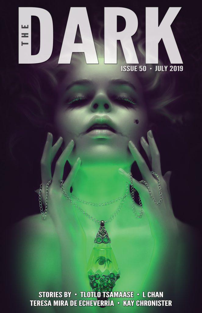 The Dark Magazine, Issue 50 (July 2019)