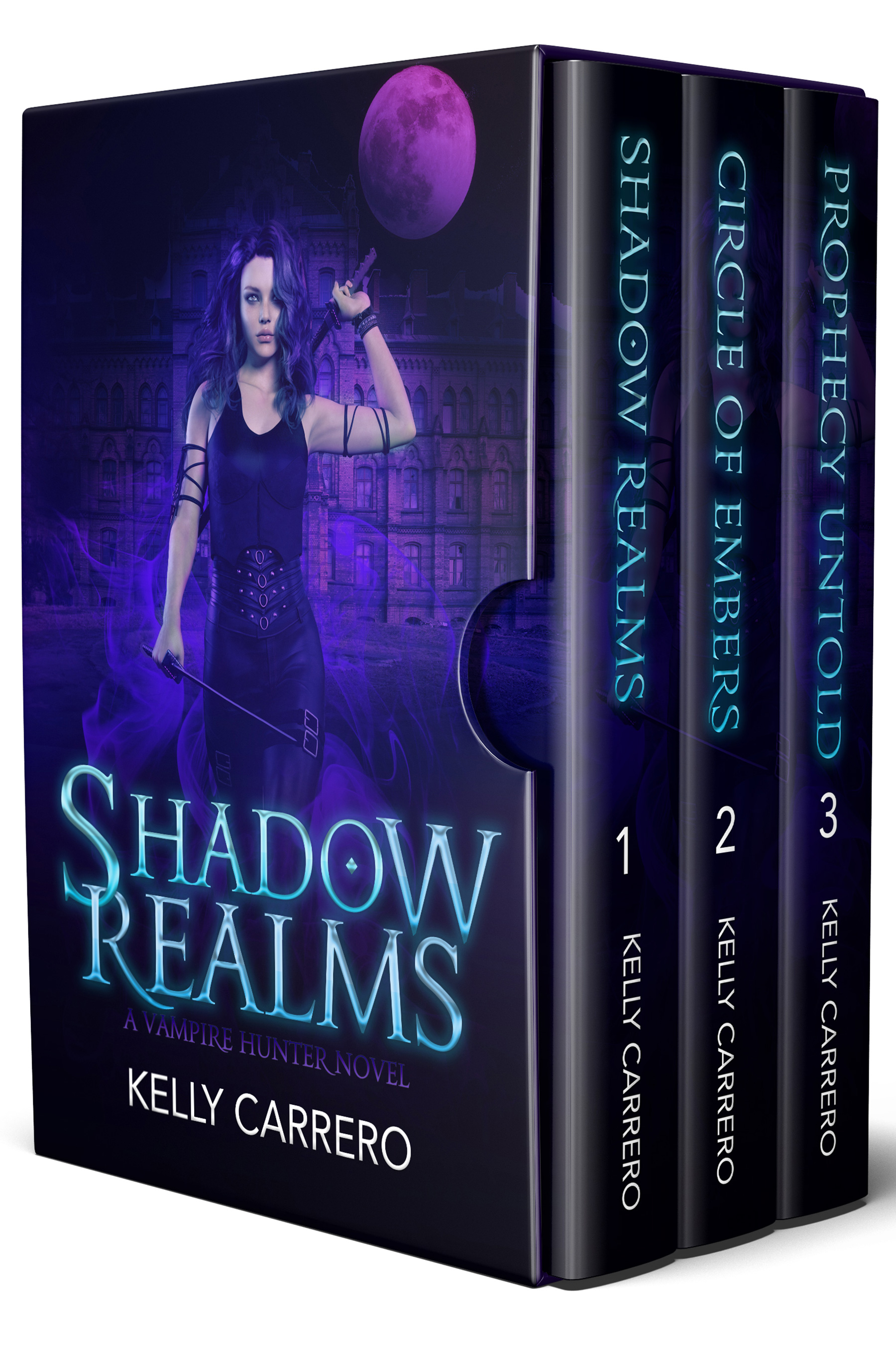 Shadow Realms: The Complete Series