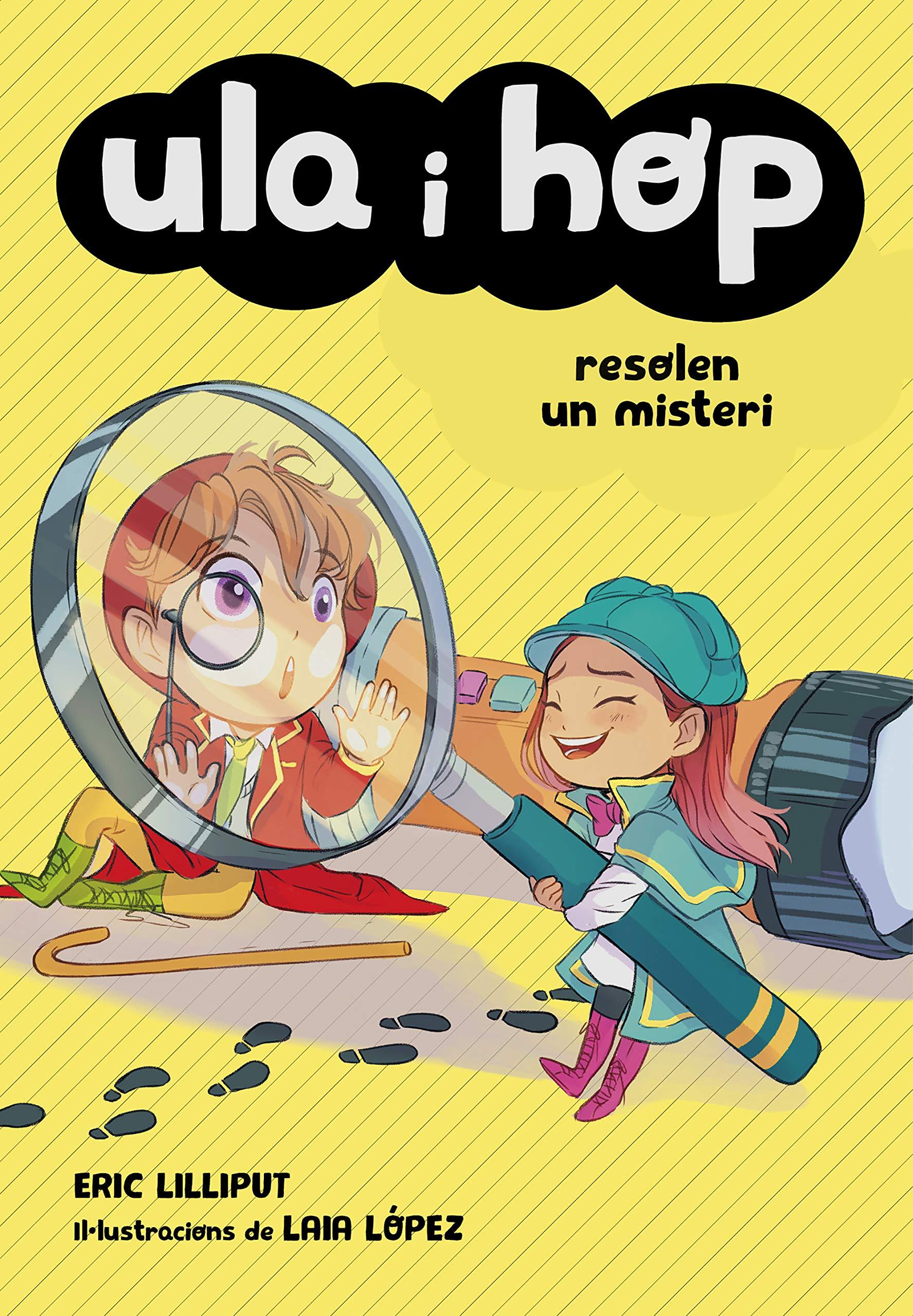 Ula i Hop resolen un misteri (Ula i Hop)