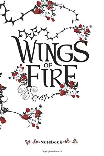 Wings of Fire Graphic Novel: Continue to Graphix Book With ruler pages to write your Exercises,fun gift for all kids and adult, with 300 worksheet for ... as, the dragonet prophecy, the hidden kingdom