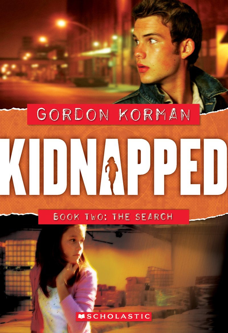 The Search (Kidnapped, #2)