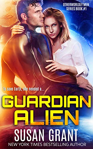 Guardian Alien (OtherWorldly Men, #1)