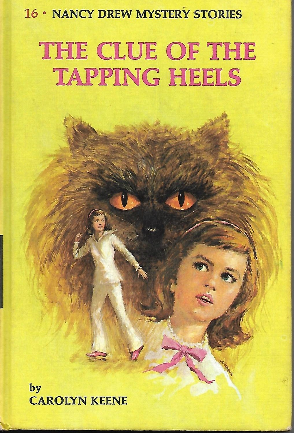 The Clue of the Tapping Heels (Nancy Drew Mystery Stories, #16)