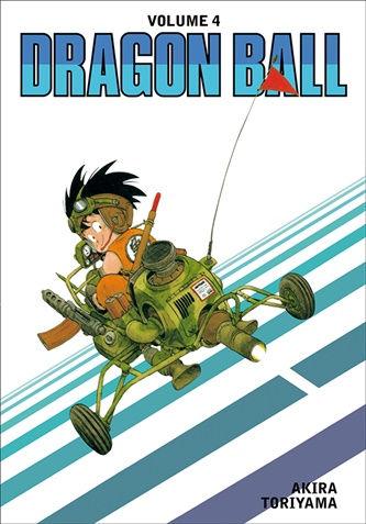Dragon Ball Manga Collection #04