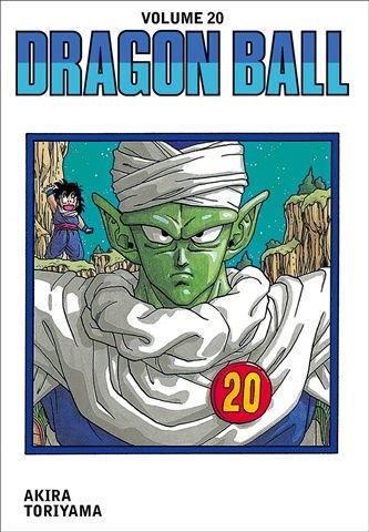 Dragon Ball Manga Collection #20