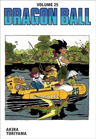 Dragon Ball Manga Collection #25