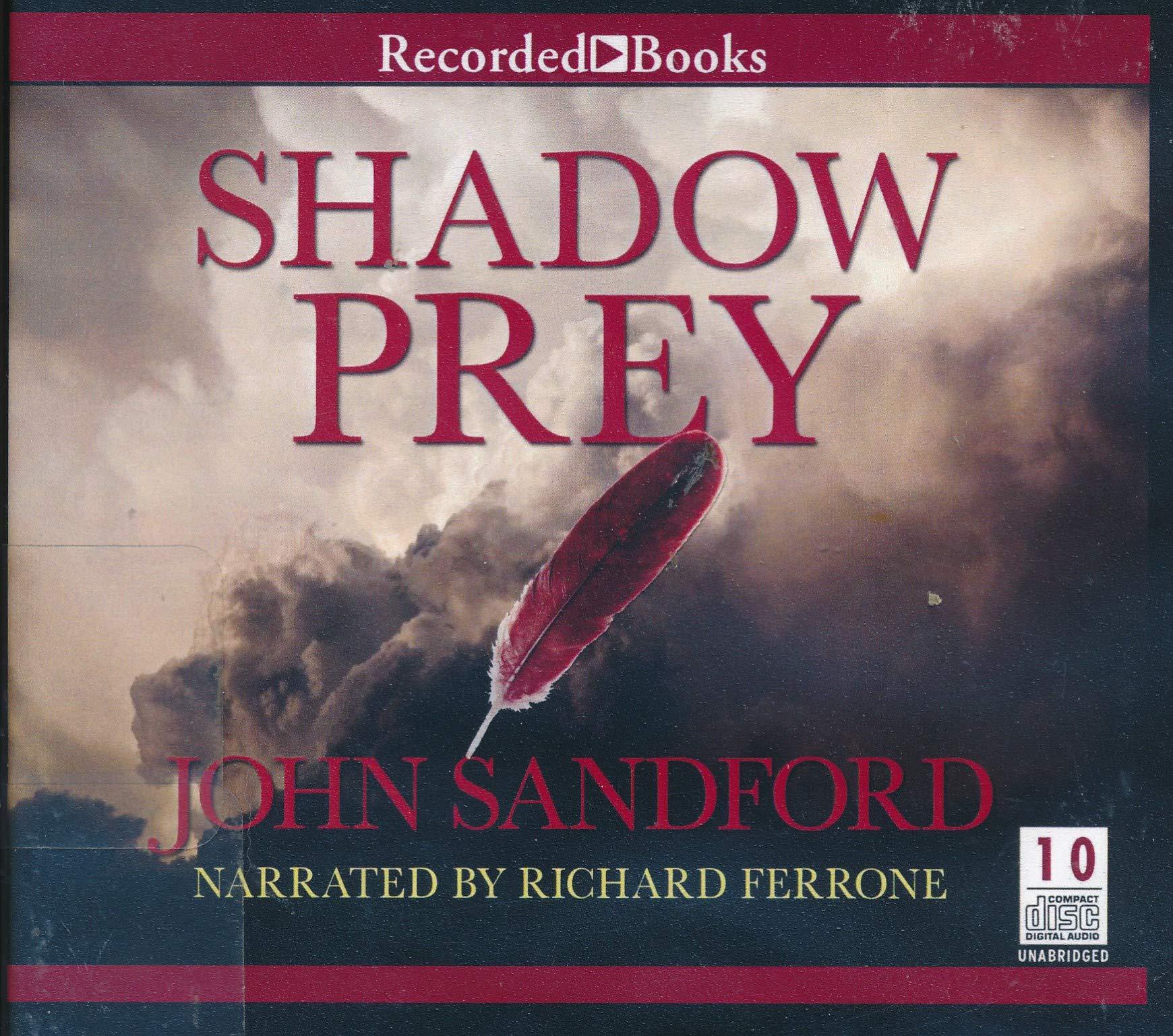 Shadow Prey by John Sandford Unabridged CD Audiobook