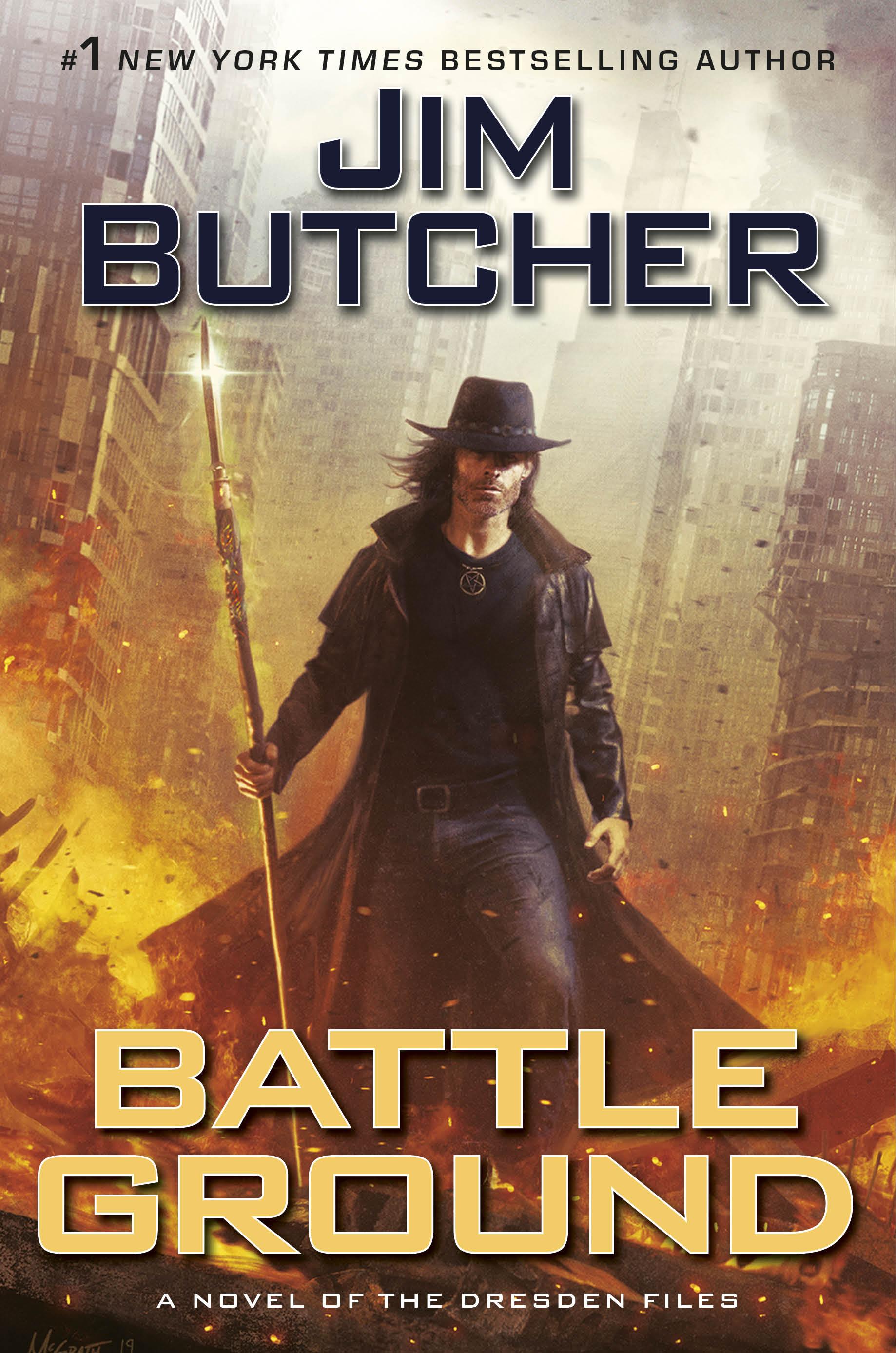 Battle Ground (The Dresden Files, #17)