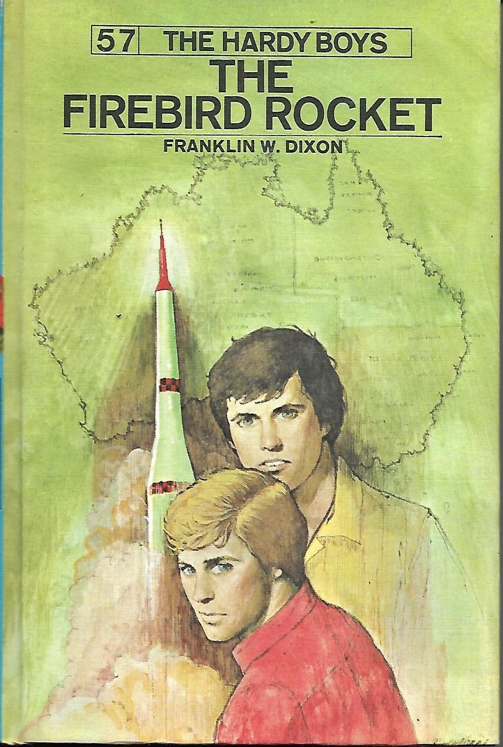 The Firebird Rocket (Hardy Boys, #57)