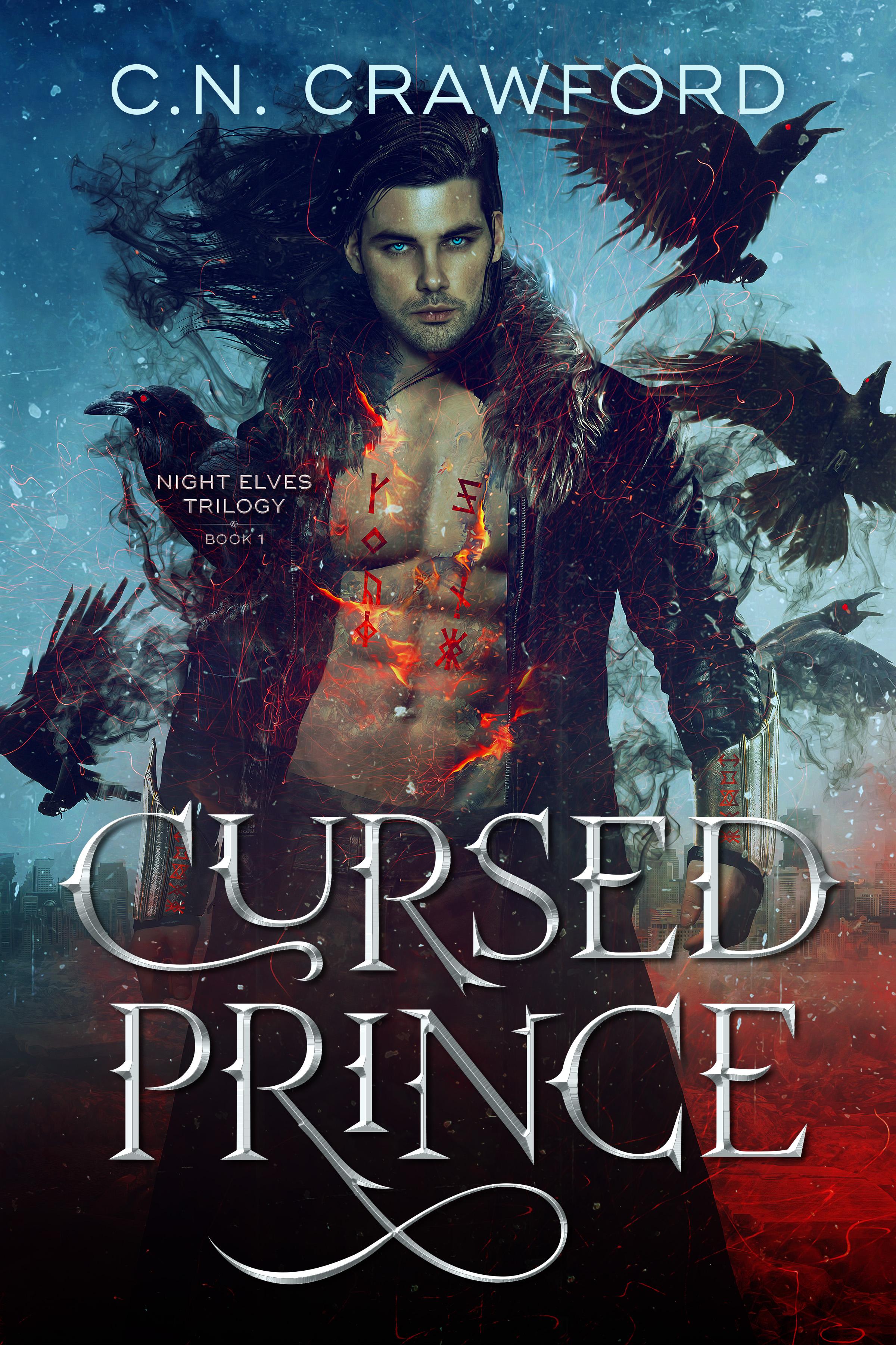 Cursed Prince (Night Elves Trilogy #1)