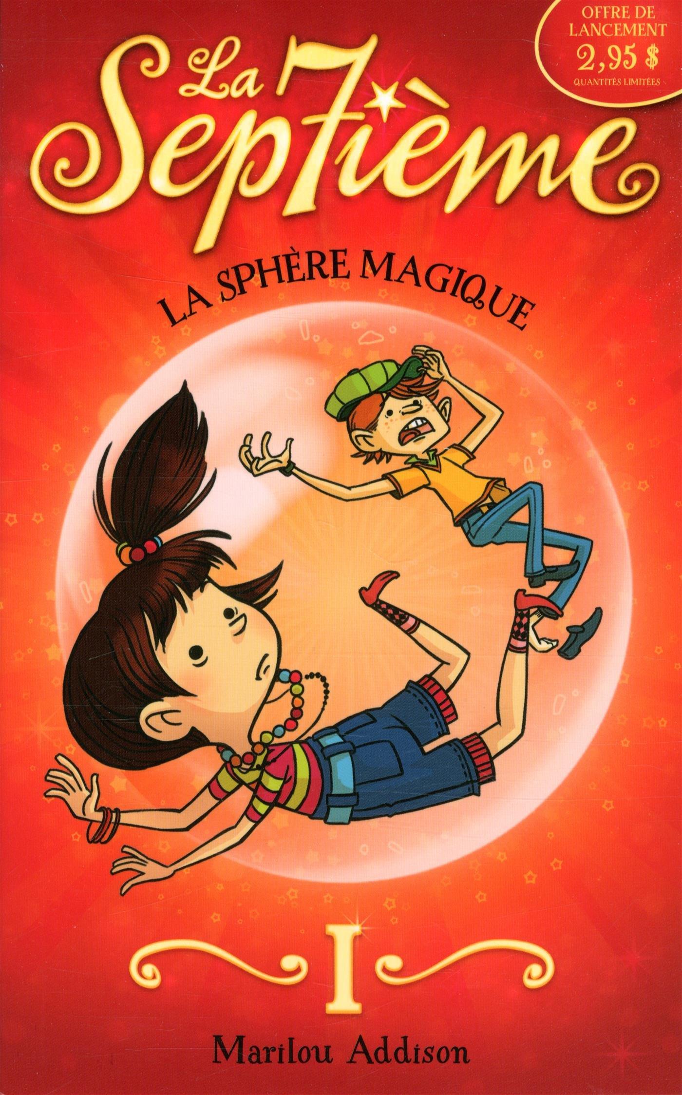 La sphère magique - I