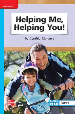 Reading Wonders Leveled Reader Helping Me, Helping You!: On-Level Unit 6 Week 2 Grade 1