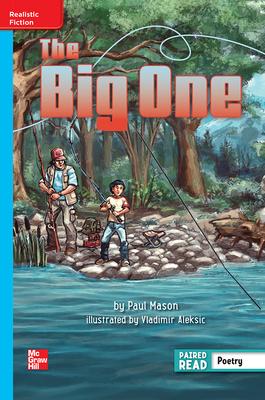 Reading Wonders Leveled Reader the Big One: On-Level Unit 2 Week 5 Grade 4