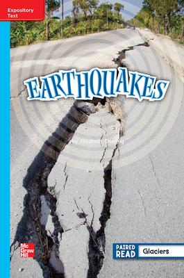 Reading Wonders Leveled Reader Earthquakes: On-Level Unit 4 Week 2 Grade 2