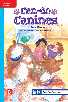 Reading Wonders Leveled Reader Can-Do Canines: On-Level Unit 1 Week 1 Grade 5
