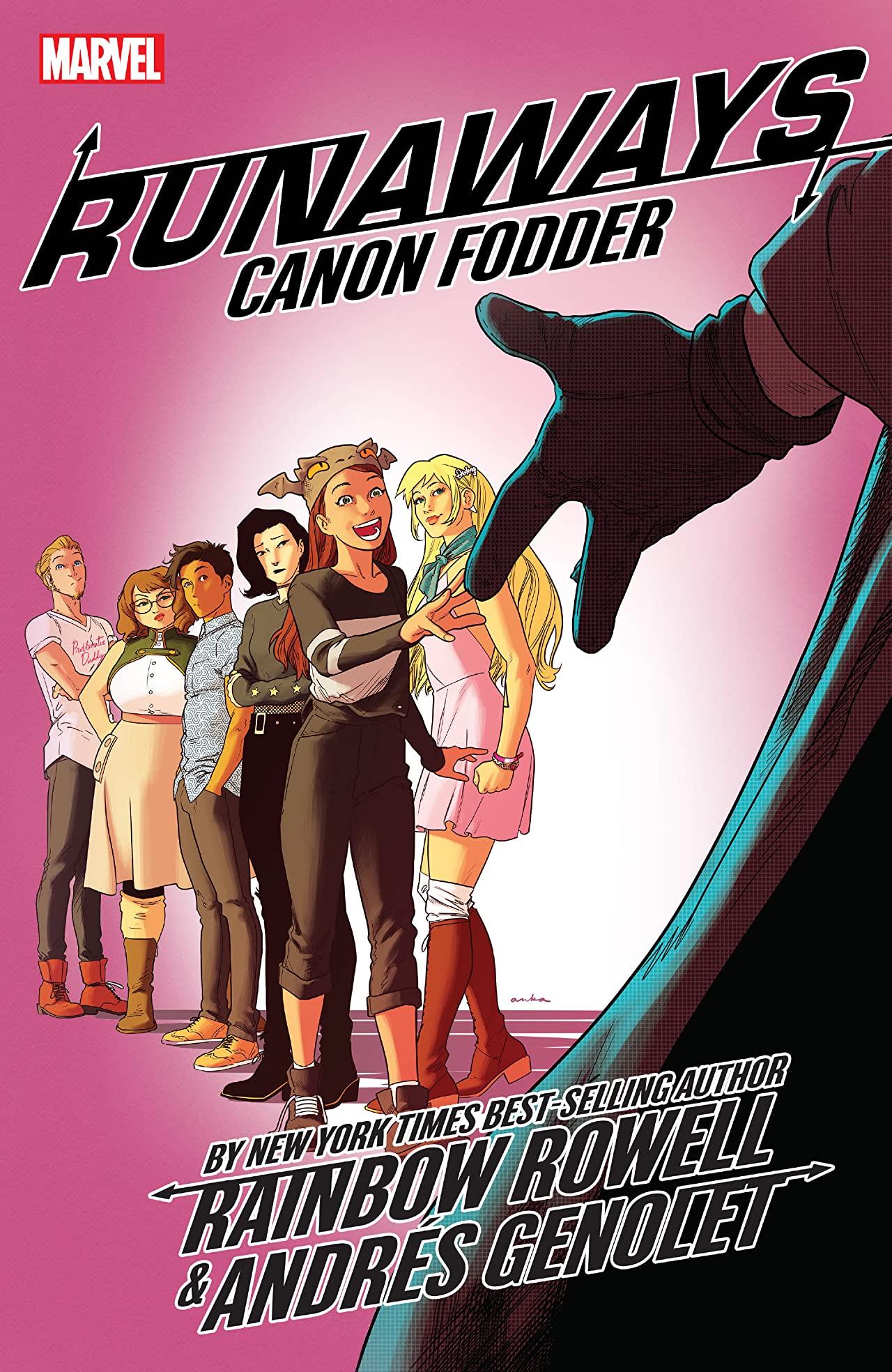 Runaways, Vol. 5: Cannon Fodder