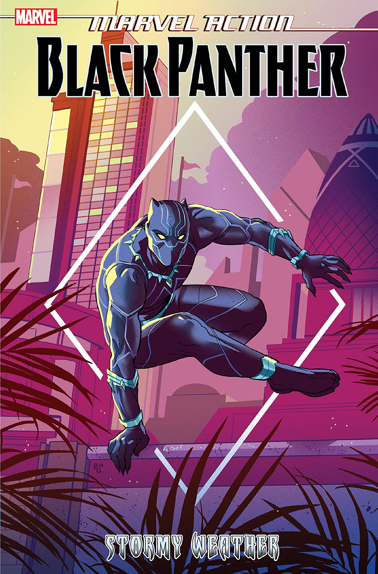 Marvel Action Black Panther, Vol. 1: Stormy Weather