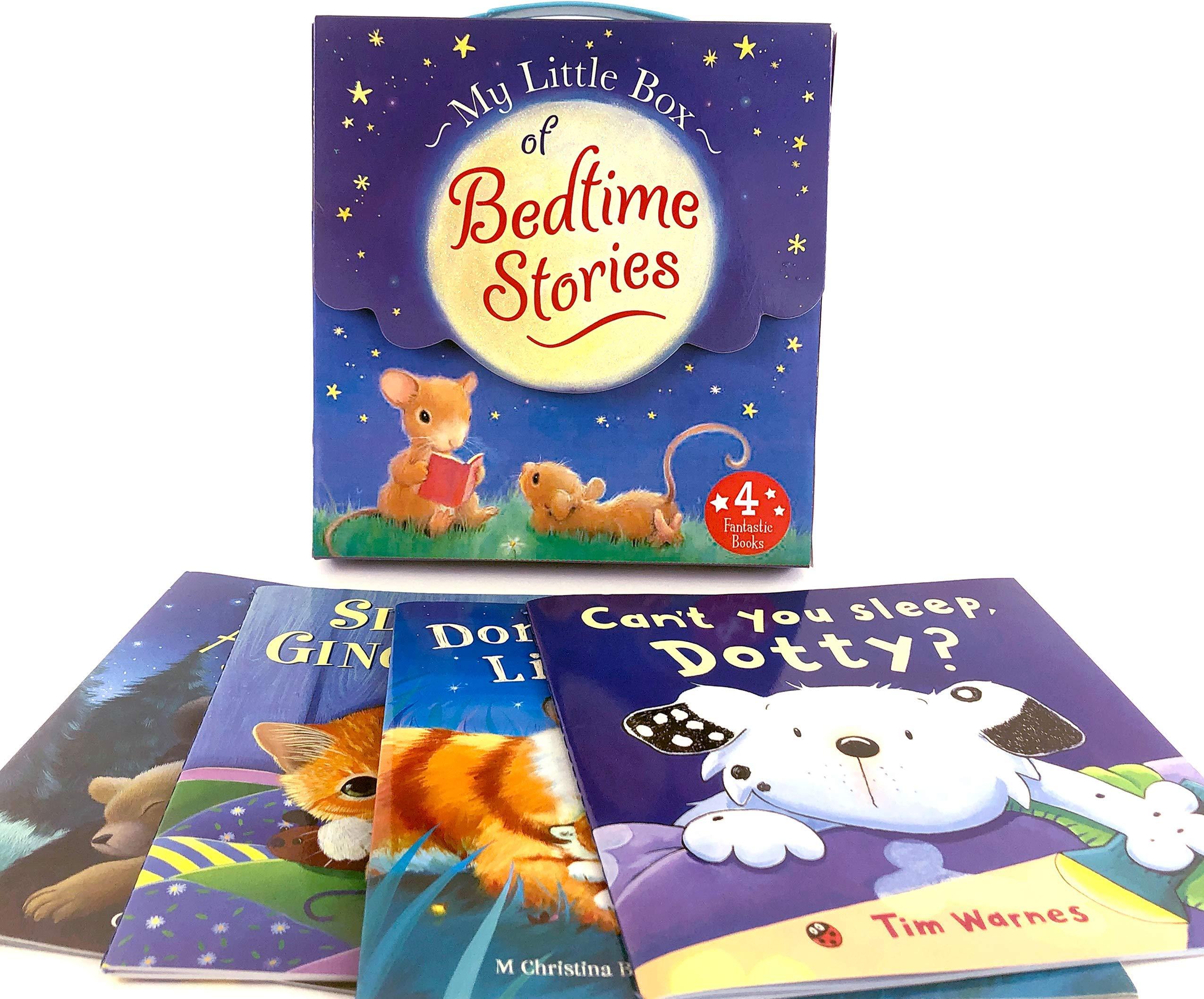 My Little Box of Bedtime Stories - Little Hippo Books - Children's Books