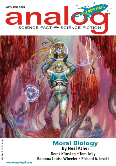 Analog Science Fiction and Fact May/June 2020 (Vol 141, Nos. 5 & 6)