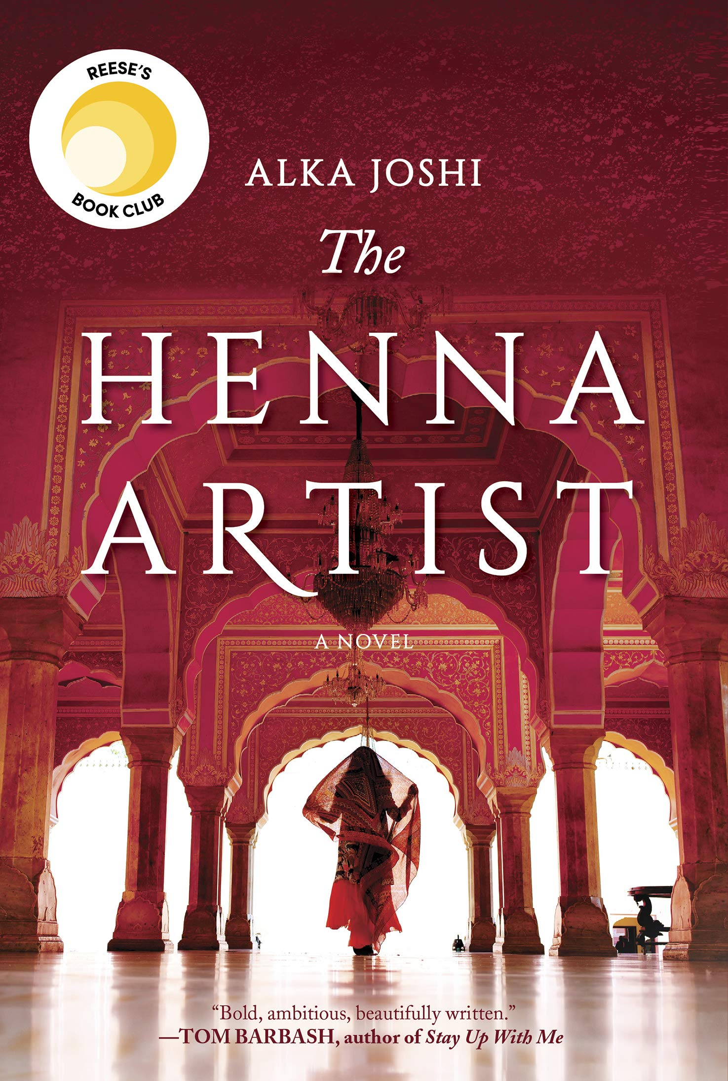 The Henna Artist (The Henna Artist, #1)
