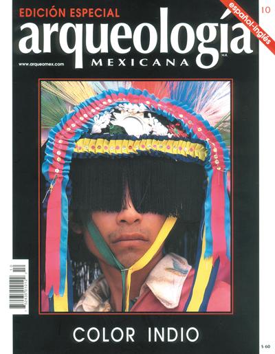 Color indio (Especial Arqueología Mexicana n. 10)