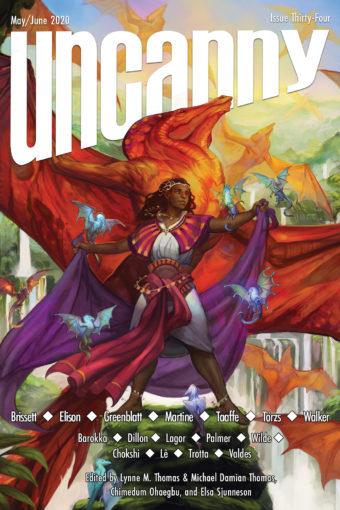 Uncanny Magazine Issue 34: May/June 2020