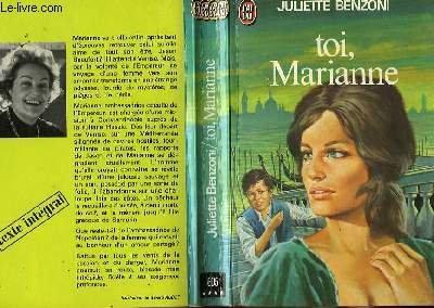 Toi, Marianne