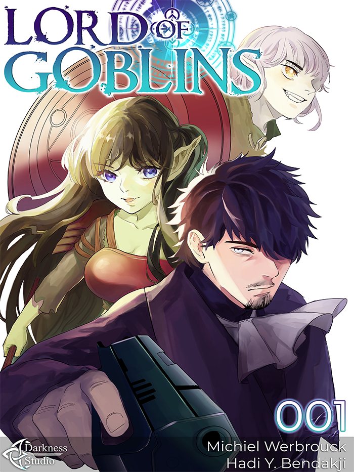 Lord of Goblins, Vol. 1 (Audiobook)