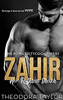 ZAHIR - Her Ruthless Sheikh: 50 Loving States, New Jersey (Ruthless Tycoons, #2)