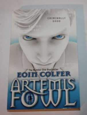 Artemis Fowl Criminally Good