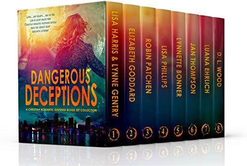 Dangerous Deceptions: A Christian Romantic Suspense Boxed Set