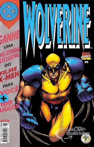 Wolverine n° 99