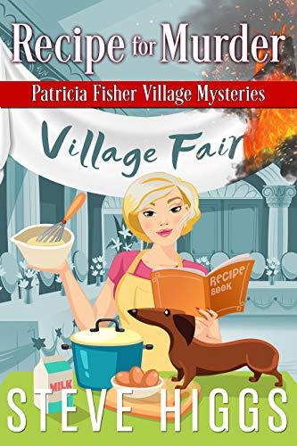 Recipe for Murder (Patricia Fisher Adventure Mysteries #3)