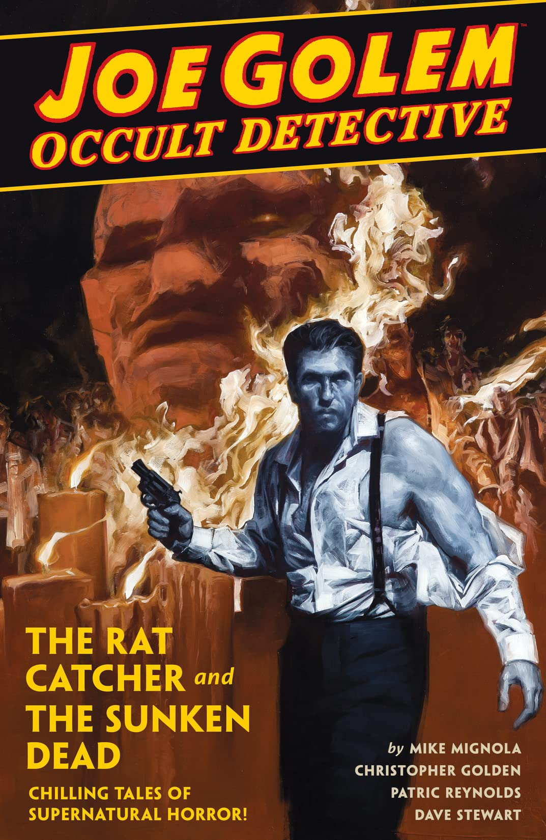 Joe Golem: Occult Detective, Vol. 1: The Rat Catcher and the Sunken Dead