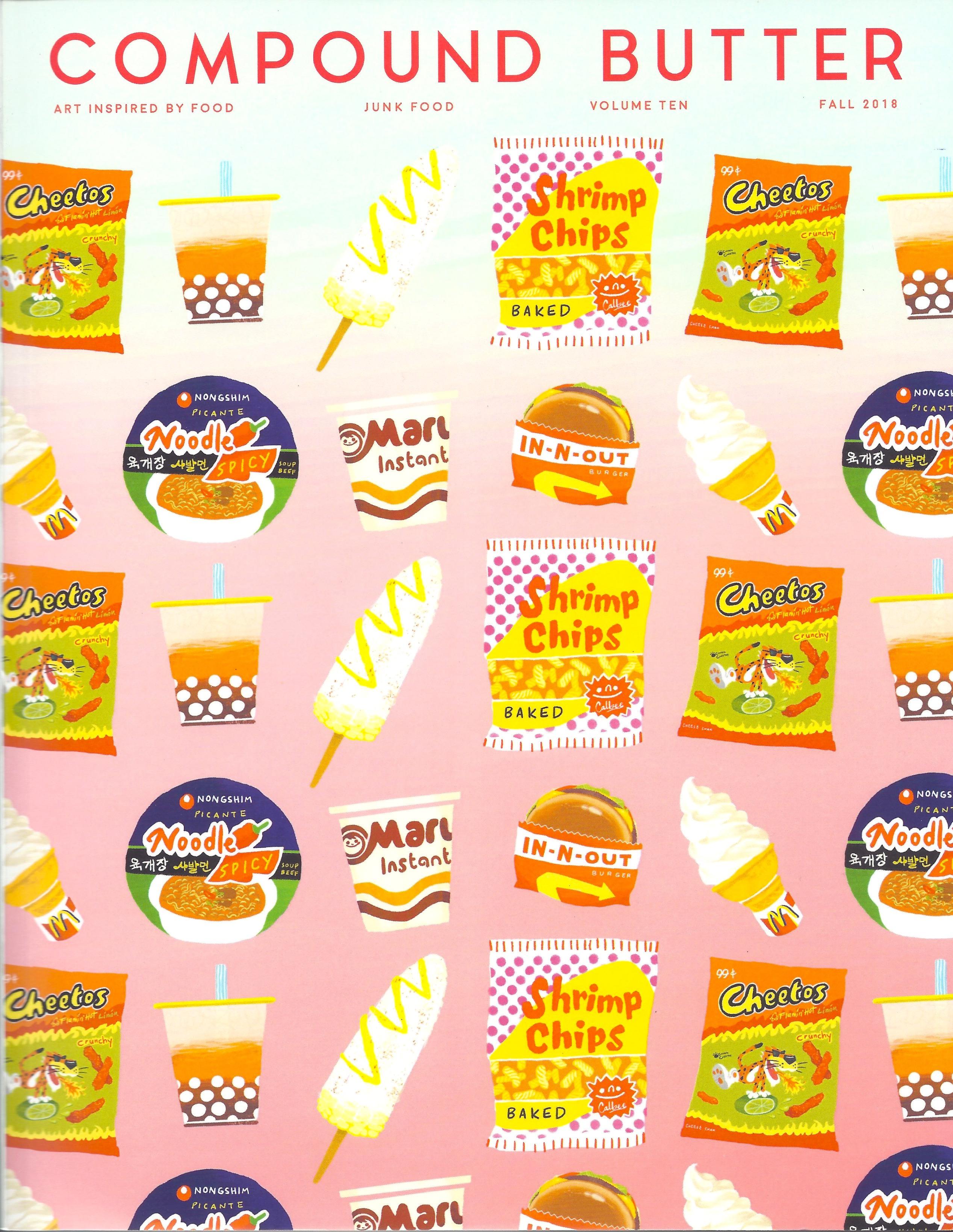 Compound Butter Volume Ten