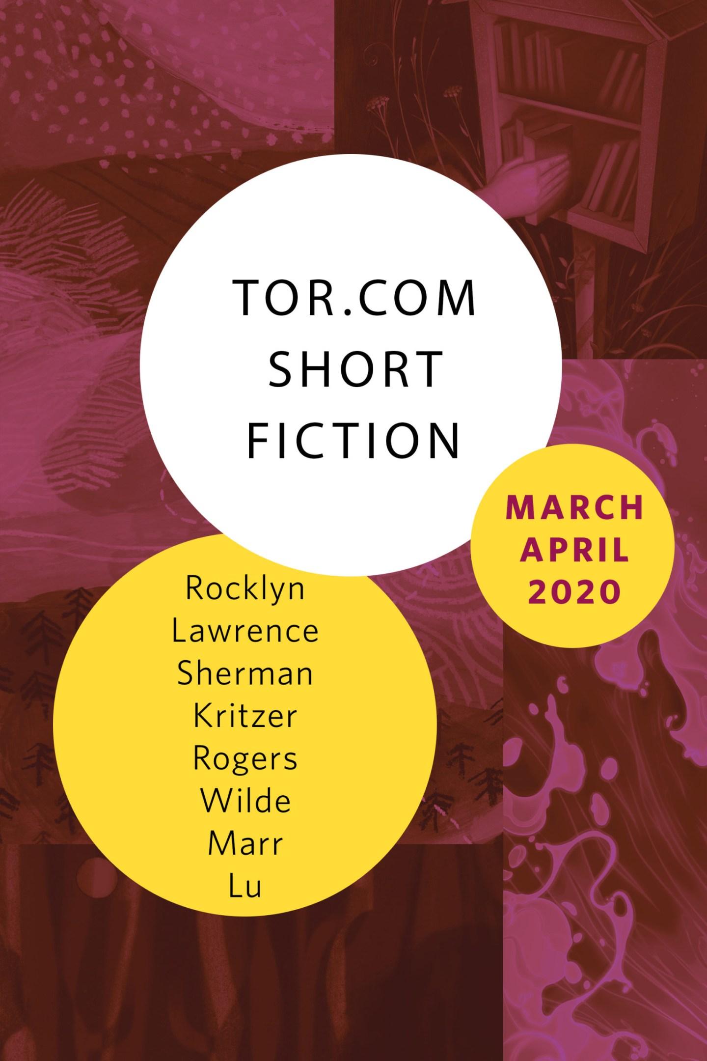 Tor.com Short Fiction March-April 2020