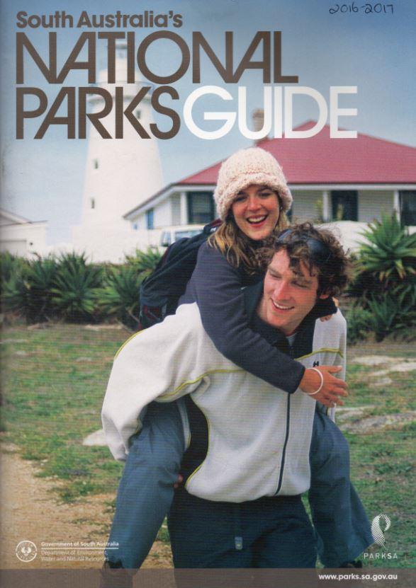 South Australia's National Parks Guide