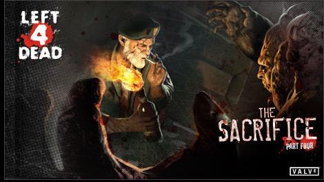 Left 4 Dead: The Sacrifice - Part Four (Left 4 Dead: The Sacrifice, #4)