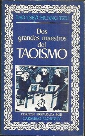 Dos grandes maestros del Taoísmo