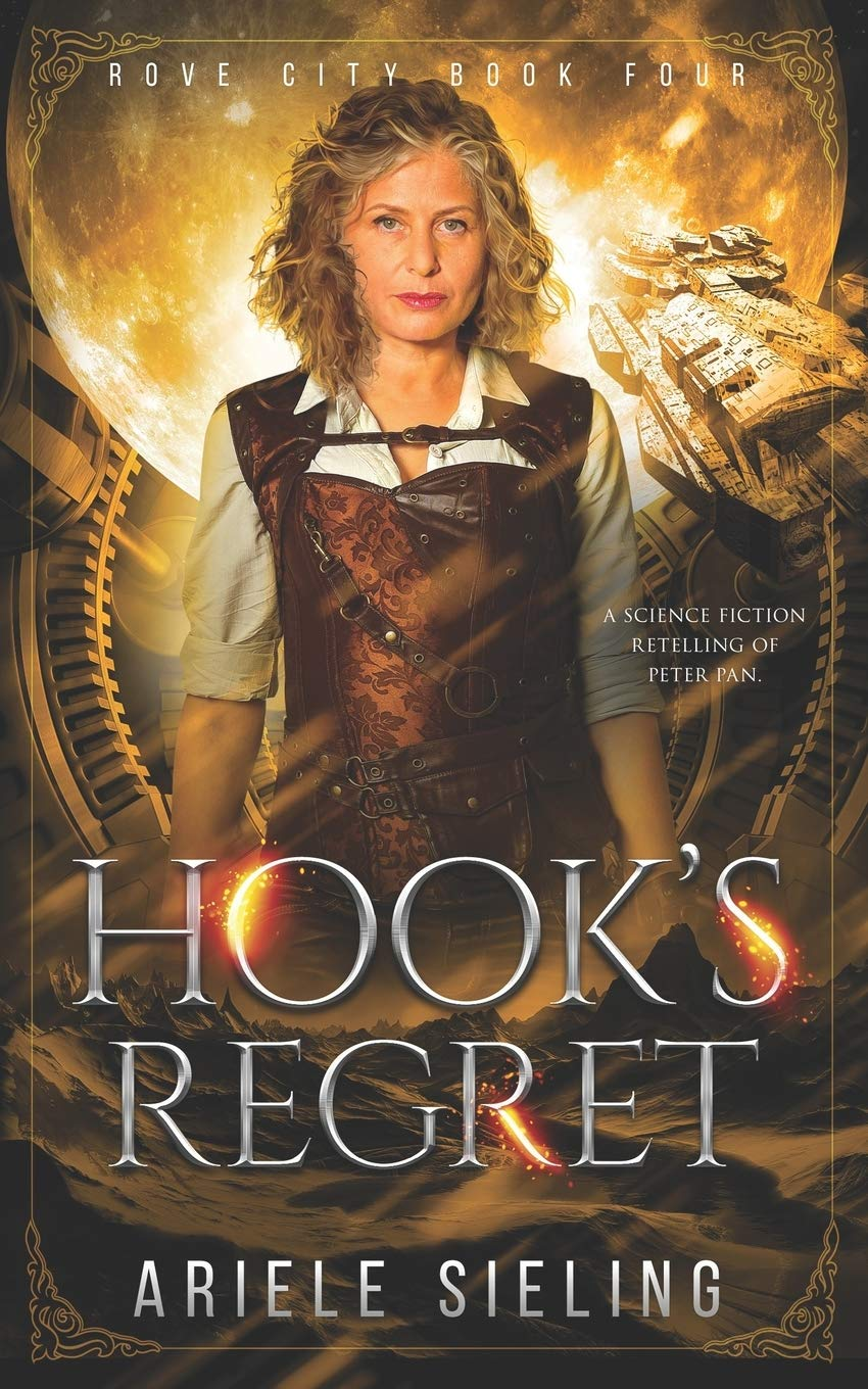 Hook's Regret: A Science Fiction Retelling of Peter Pan