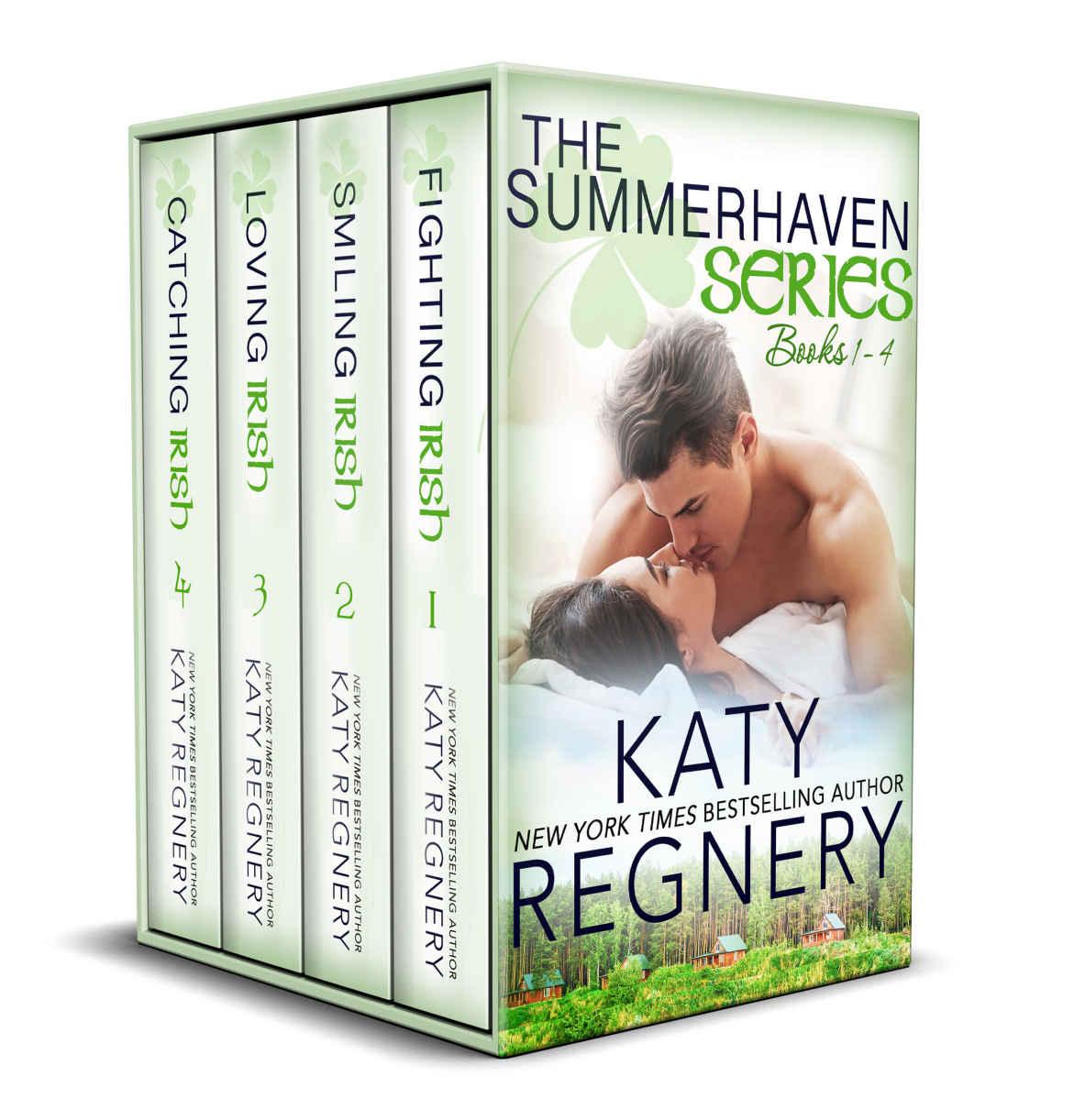 The Summerhaven Series: 4-book boxed set (Summerhaven trio, #1-3.5)