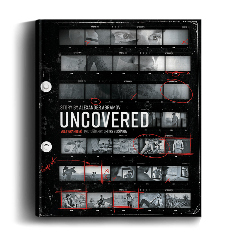 Uncovered: Vol. 1 Wrangler