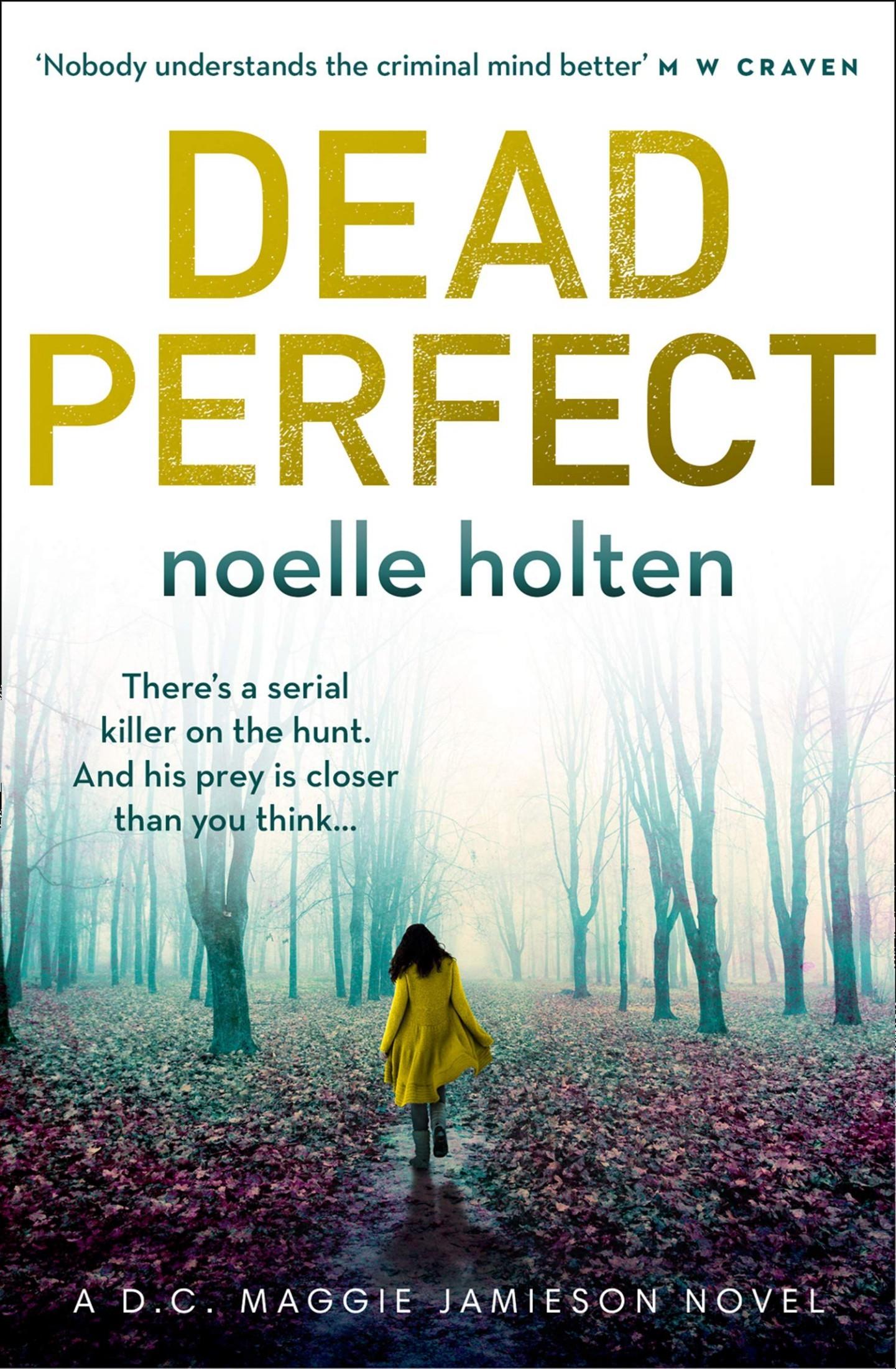 Dead Perfect (DC Maggie Jamieson, #3)