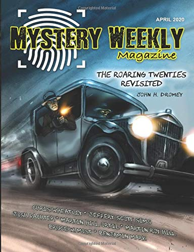 Mystery Weekly Magazine: April 2020