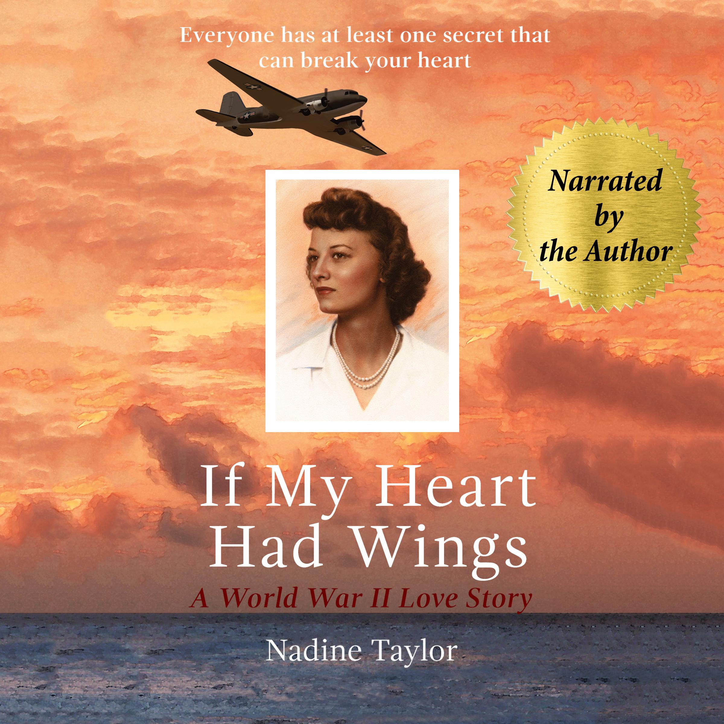 If My Heart Had Wings: A World War II Love Story (Audiobook)