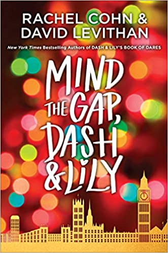 Mind the Gap, Dash & Lily (Dash & Lily, #3)