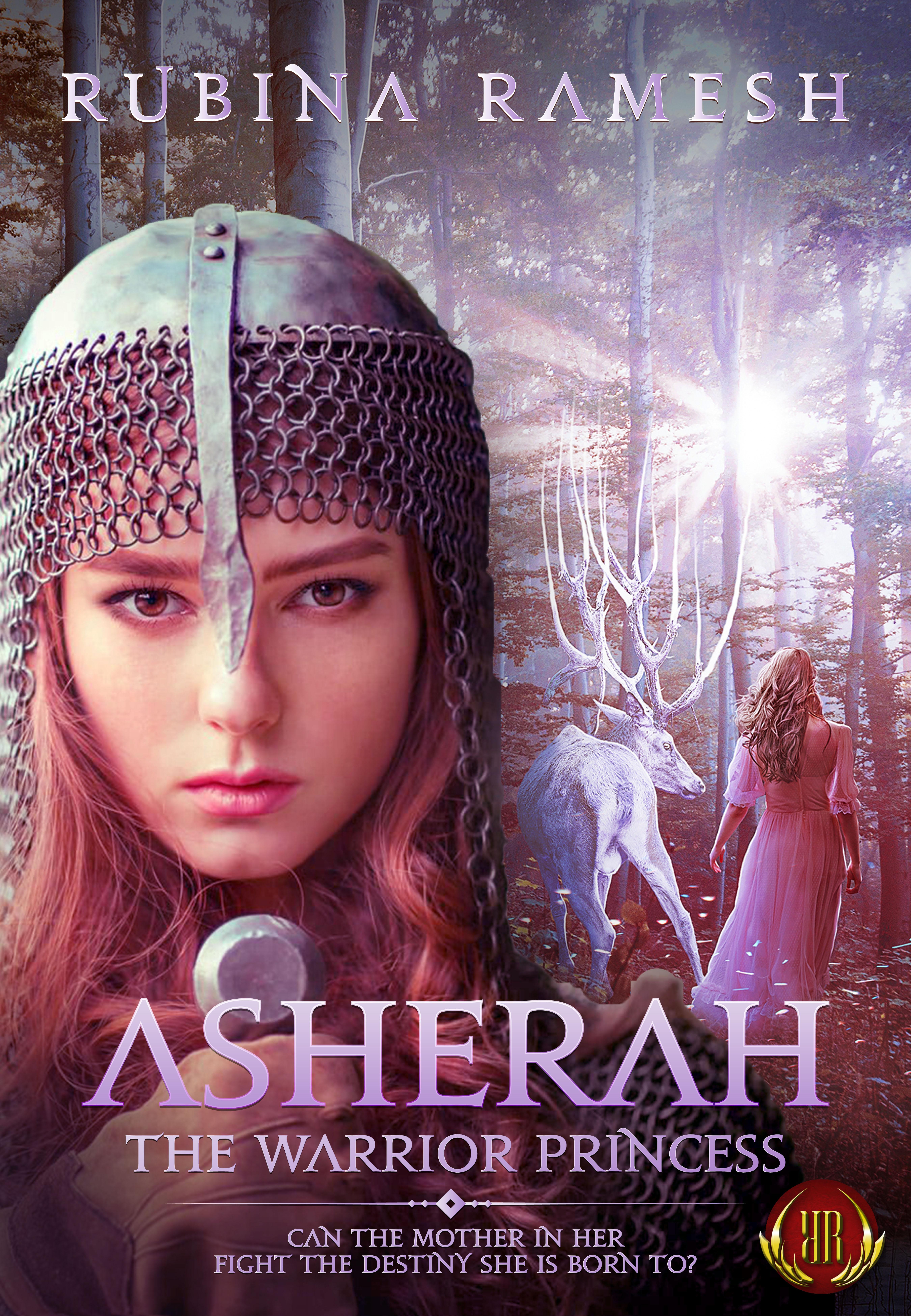 Asherah: The Warrior Princess: A Fantasy Romance (The Goddesses Trilogy Book 1)