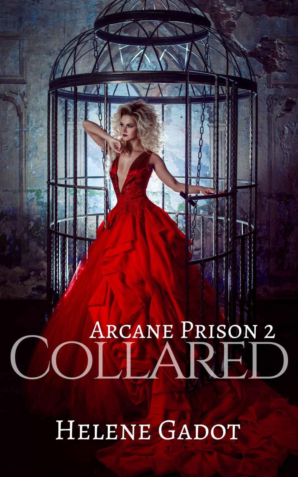 Collared (Arcane Prison, #2)