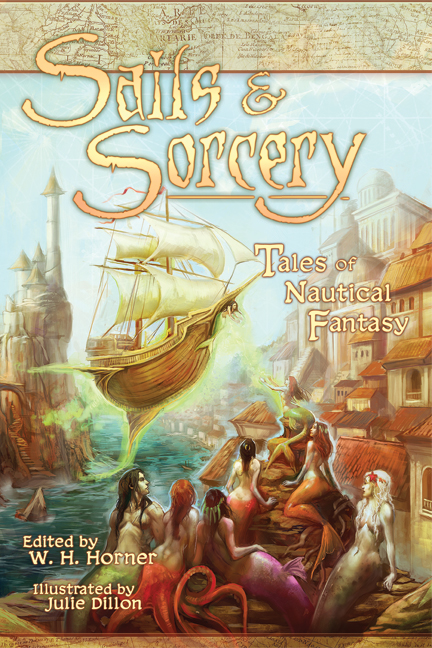 Sails & Sorcery: Tales of Nautical Fantasy