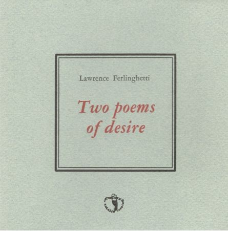 Two poems of desire